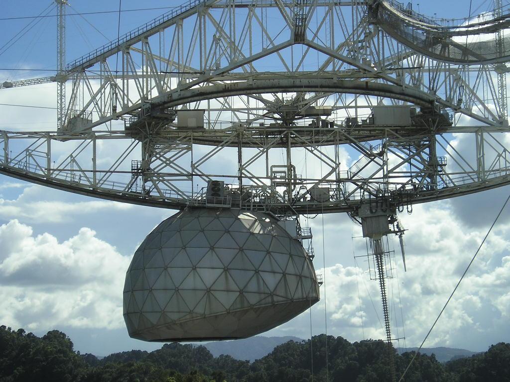 Астрономы исследуют радиосигналы