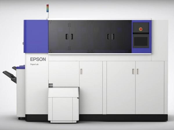 PaperLab - машина от Epson для переработки бумаги пока что без солнечной панели