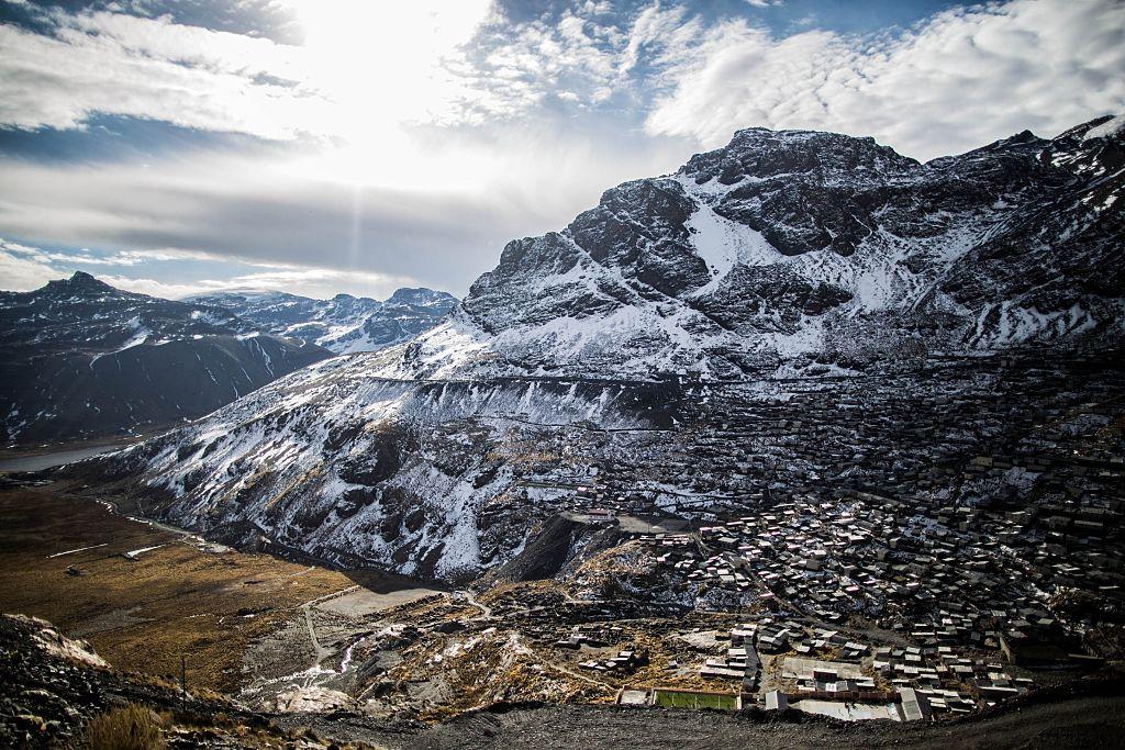 La Rinconada Gold Mine