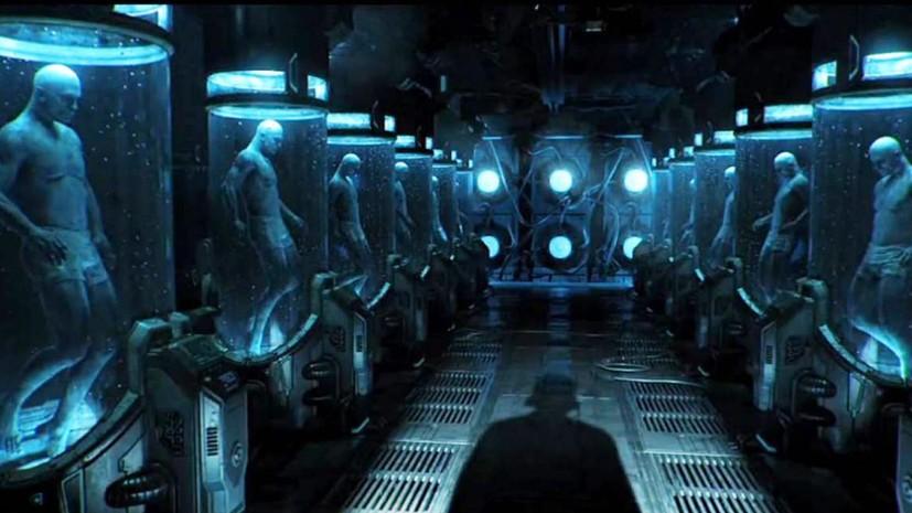 Клонирование ради бессмертия. © Кадр из фильма «Остров» (2005)