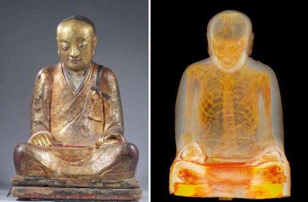 Буддистский мастер Люцюань