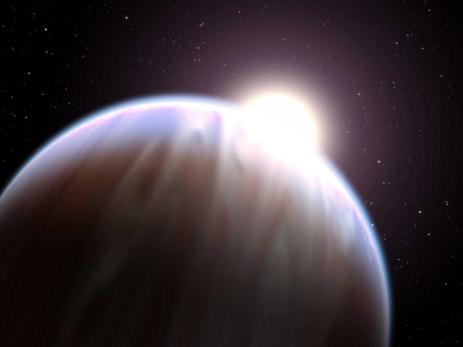 Горячий юпитер