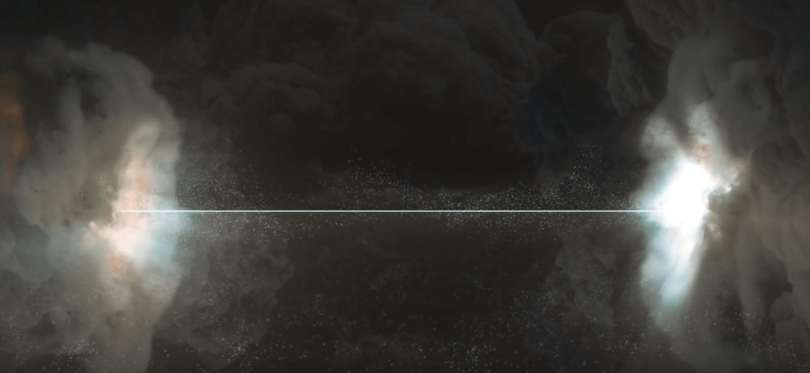 Рельеф спутника Тритон