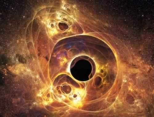 Черные дыры во вселенной