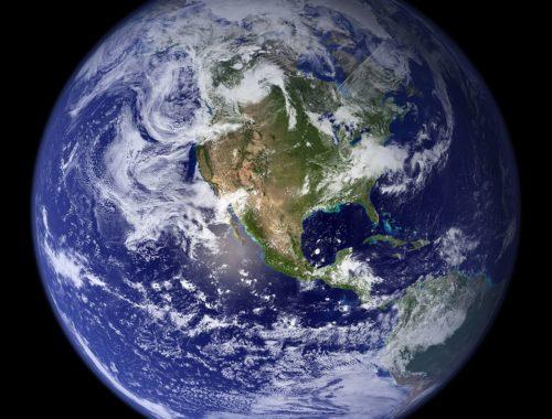 Планета Земля. Автор: https://ru.wikipedia.org/wiki/Секунда