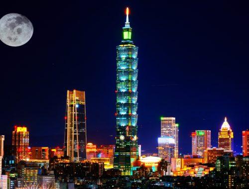 Тайбэй защищен от землетрясений Автор: Heeheemalu [CC BY-SA 4.0 (https://creativecommons.org/licenses/by-sa/4.0)]