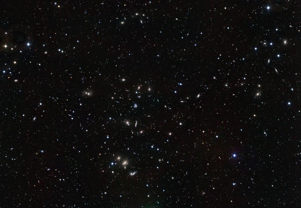 Скопление Геркулеса. ESO/INAF-VST/OmegaCAM. Acknowledgement: OmegaCen/Astro-WISE/Kapteyn Institute [CC BY 3.0]