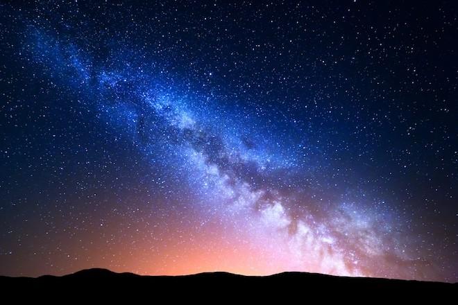 След Млечного пути