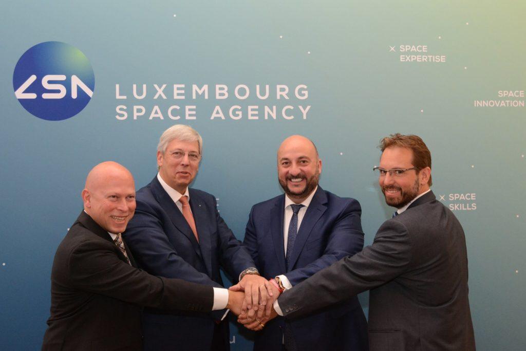 Люксембург создает космическое агентство