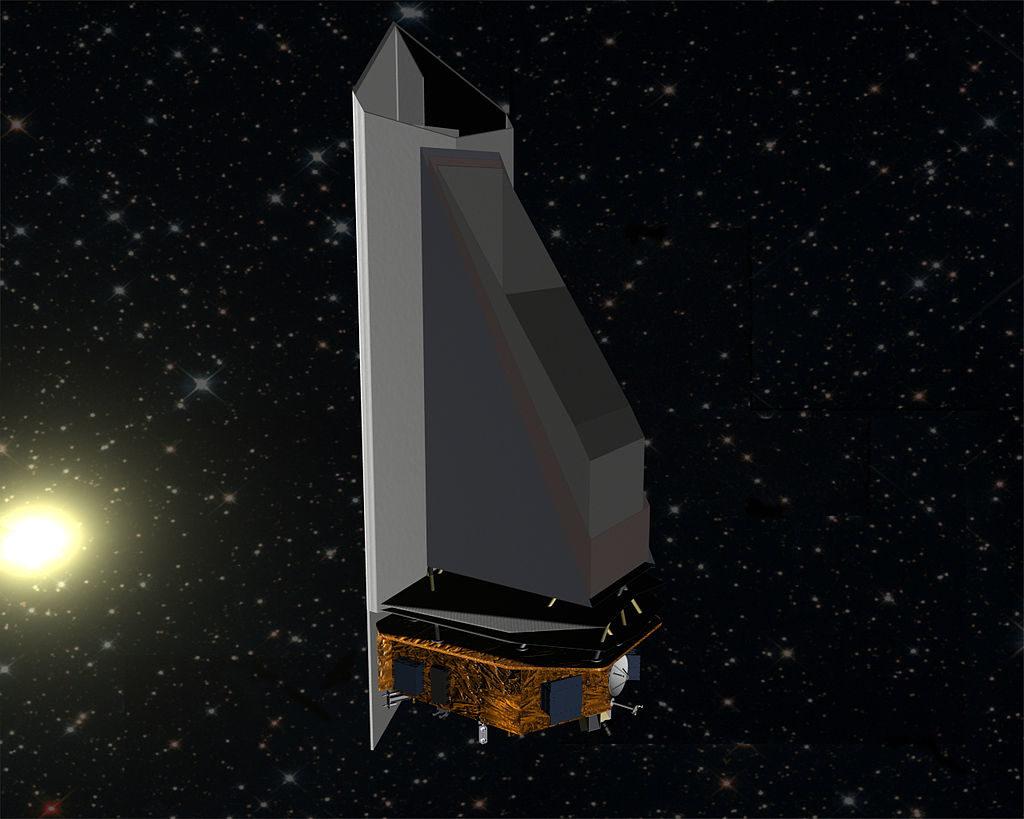 NEOCam от NASA для добычи ресурсов