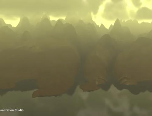Ядерный беспилотник НАСА будет искать жизнь на Титане