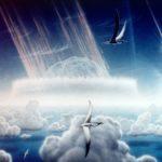 Земля подверглась бомбардировке из глубокого космоса?
