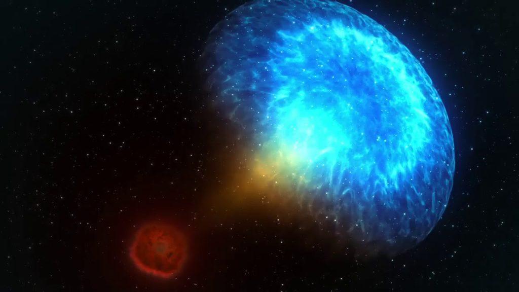 Гамма-всплески. После астероида возможный источник воздействия на Землю
