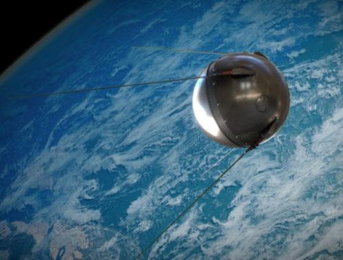 Спутник-1 первый искусственный спутник Земли - Про космос