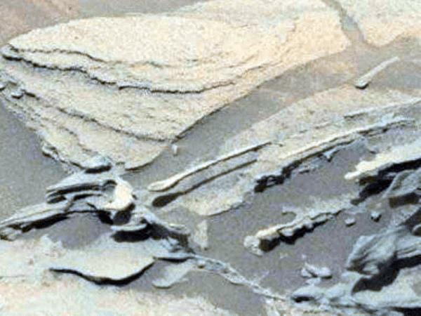 «Ложка» на Марсе