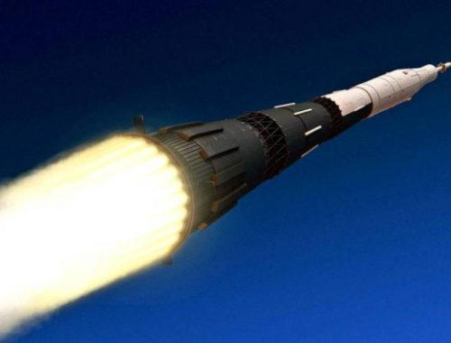 Секретная советская лунная ракета Н-1 - Про космос