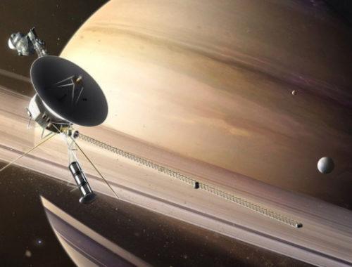 Космический аппарат Вояджер 1 - Про космос