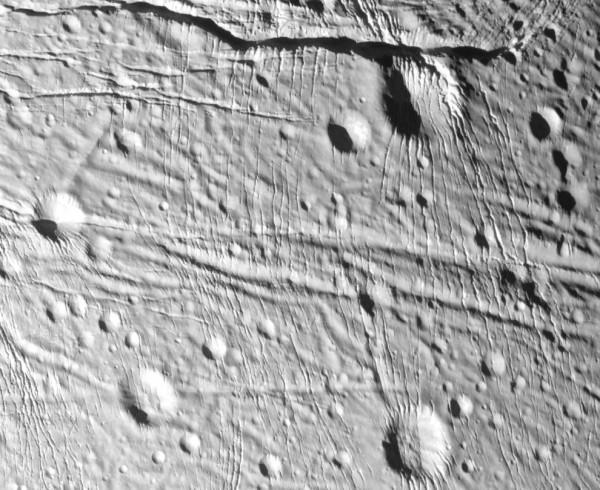 Фото кратеров