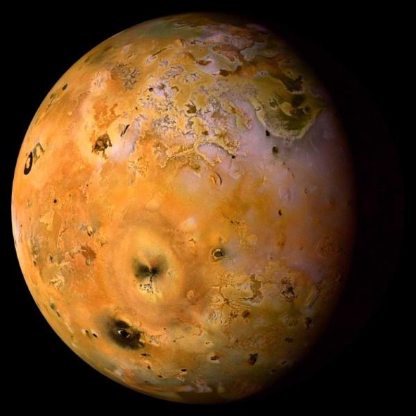 Ио - спутник Юпитера