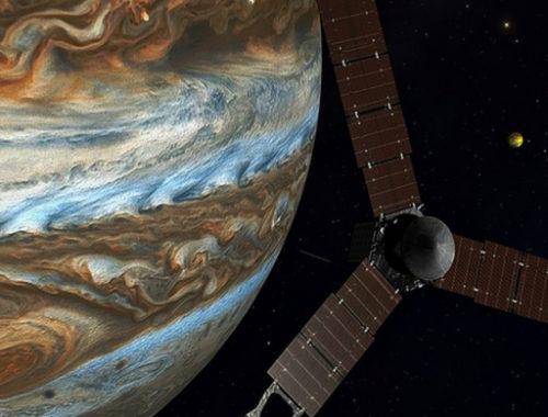 Космический аппарат Юнона - Про космос