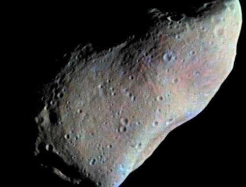 Астероид Гаспра 951