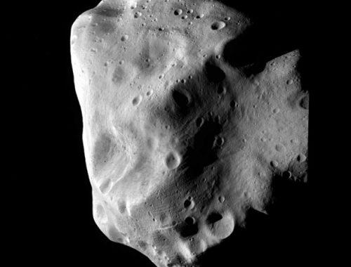 Астероид Лютеция