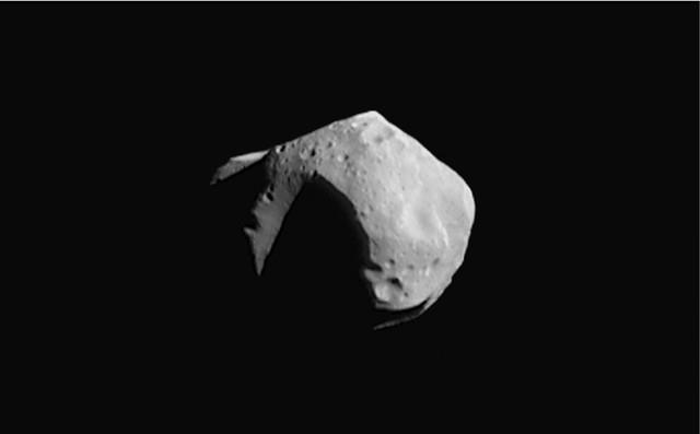 Астероид Матильда (253)