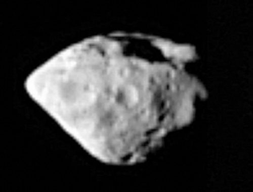 Астероид Штейнс 2867