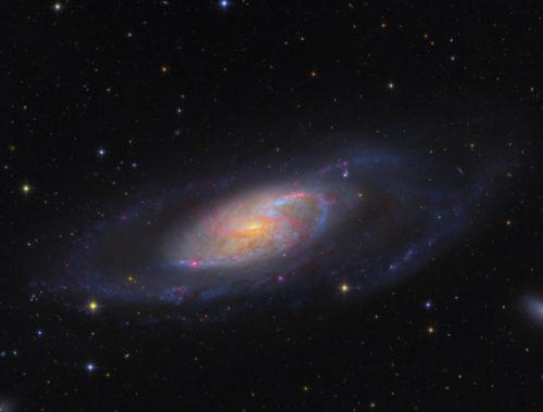 Галактика M106