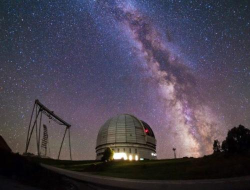 Онлайн телескоп: смотрим не через Хаббл