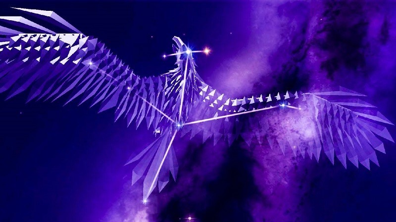 Созвездие Орёл, который похитил Ганимеда