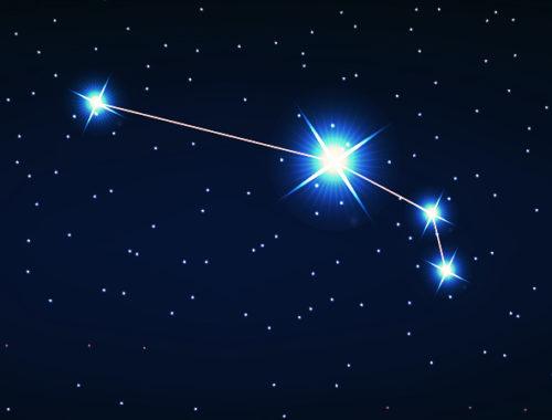 Созвездие Овен, открывающие список зодиакальных созвездий