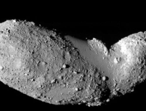 Астероид Итокава 25143